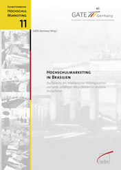 Hochschulmarketing in Brasilien - Band 11 (2016)