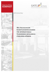 Kurzstudienprogramme für internationale Studierende (2011)
