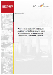 Rekrutierung herausragender internationaler Studierender (2011)